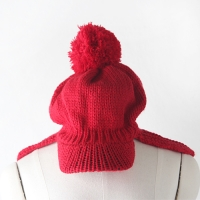 button knit cap / ��ư ��Ʈĸ_(306942)