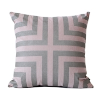 The Glory Cushion �� �۷θ� ��� [50x50] [Pink / Sliver]