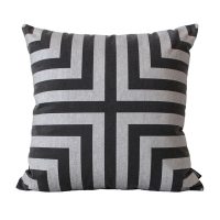 The Glory Cushion �� �۷θ� ���  [50x50] [Deepgrey / Sliver]