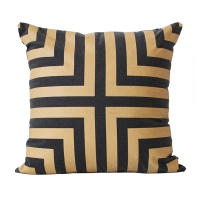 The Glory Cushion ���۷θ���� [50x50] [Deepgrey / Carmelgold]