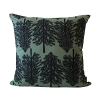 Pinetree Big Cushion ����Ʈ���� ���[Khaki-green]