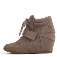 [���� 6cm] Style Wedge Sneakers [KEJN38871]