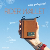 WEEKADE Rider wallet