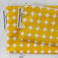 yayoi yellow pouch
