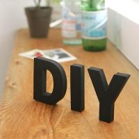 DIY이니셜(블랙)