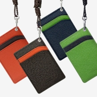 D.LAB Leather Basic card holder - 4 type