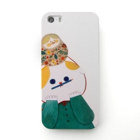 [EPICASE] Art case for iPhone5/5S, MatryoshkaCat