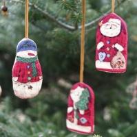 (5종중택1종) 크리스마스베이직키홀더