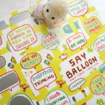 SAY BALLOON ver.4 -map (yellow street)