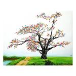 [해피레인] 캔버스아트-꿈나무(Dream Tree) 세번째