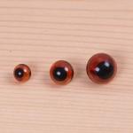 갈색 단추눈(인형눈) 8개