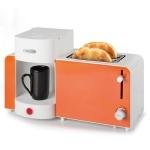 프린세스 싱글 토스터기 + 커피메이커 일체형 미니커피메이커 252183