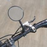 각도조절이 자유로운 자전거 미러