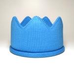 [Baby Crown] 베이비크라운 아기 니트 왕관 모자 (오션)