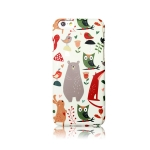 Bear&fox (iPhone6/6plus/Galaxy Note4)