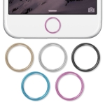 스냅케이스 아이폰6 알루미늄 홈버튼 스티커 링스타일