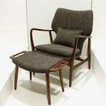 Tree Chair (트리 체어+오토만)