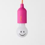 [SPICE] SMILE LAMP LED LIGHT - PINK