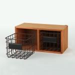 2단 Wood storage