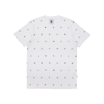 [ALOHA MICKEY] SURF THEME PRINT TEE (WHITE)