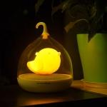 행복한 새 램프 birdcage lamp