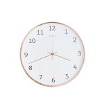 로즈골드벽시계30cm(화이트) D)MNT75002