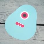 egg monster-pad