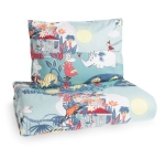 Jungle moomin bedding