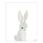 [Millim] Zoo_Print_Rabbit