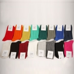 [UNISEX]Thin cotton-socks2(16color)-꽈배기