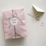 Pattern paper bag Ver.2
