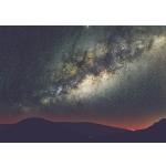 밤하늘을 수놓은 별 - 폼보드 감성사진 액자