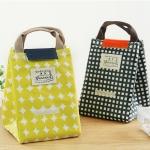 모어 보온보냉백 방수원단 런치백 Cooler Lunch Bag