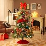 크리스마스트리(전구+사은품포함) 150cm