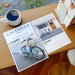The Memories of Tokyo 2016 Calendar