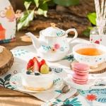 [Disney]Alice_Tea pot set