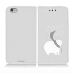[다이어리케이스] 하일리힐즈 시리즈/북극곰 (For 아이폰/갤럭시)