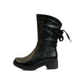 천연가죽 Back strap leather half boots_KM15w296
