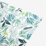 Fabric sticker - 103 In the tropics : leaf
