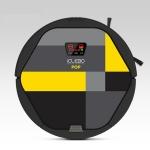 유진로봇 로봇청소기 아이클레보 팝 레몬블랙 YCR-M05-P2