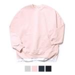 [텐바이텐 단독]Layered Oversize Sweatshirts