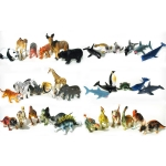 [WORLD]자연의세계-공룡 동물 해양 6종 종합세트