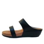 국내생산 Wood wedge insole trandy slippers_KM16s119