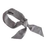 multi silk scarf - salon