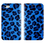 blue leopard - 다이어리케이스