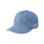 [White Garden] Flower 6P Cap(BLUE)_(390162)