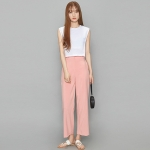 FRESH A cool slacks (4 colors)