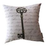 Bronze Key Cushion