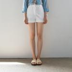 Modern slacks short pants