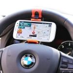 [CRO]차량용 시야확보 심플거치대(스마트폰용)